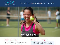 responsive design, media queries & Wordpress, mobile development on the ISCA Schools website